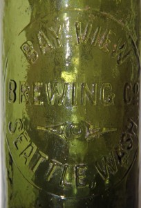Bay View Brewing Co. Bottle