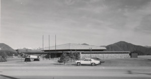 Centennial Hall, 1968, The Photo Shop Studio Collection