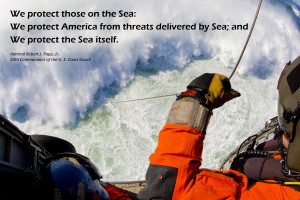 Celebrating Our Heroes: The U.S. Coast Guard in Sitka, Summer 2014