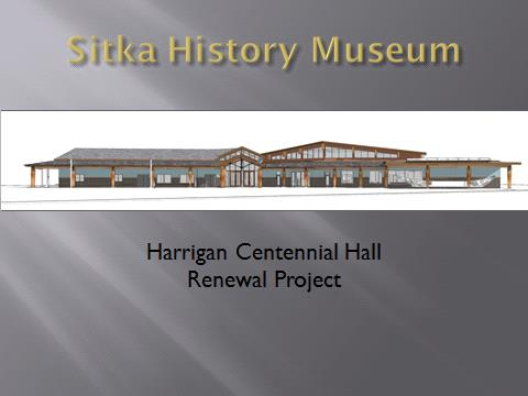 Centennial Hall Renewal Project